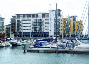 Thumbnail 2 bedroom flat to rent in Rapala Court, Midway Quay, Eastbourne