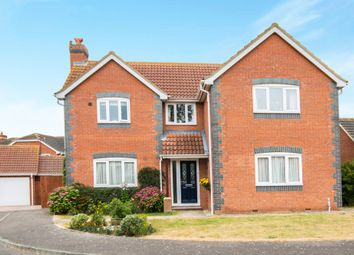 Thumbnail 4 bed detached house for sale in Wellington Road, Briston, Melton Constable