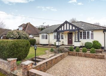 Thumbnail 3 bedroom bungalow to rent in Dorking Road, Chilworth, Guildford