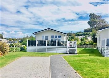 Thumbnail 3 bedroom detached bungalow for sale in Littlesea Holiday Park, Lynch Lane, Weymouth
