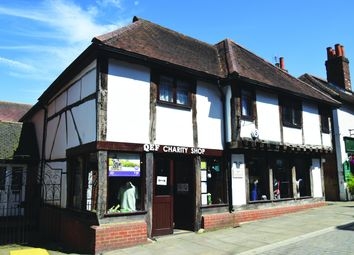High Street, Leatherhead KT22. Retail premises