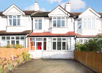 Thumbnail 4 bed terraced house to rent in Salisbury Road, London