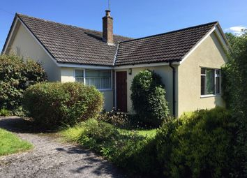 Thumbnail 3 bed detached bungalow to rent in Hay Hill, Croscombe, Wells