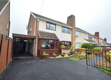 3 bed link-detached house for sale in Hanbury Road, Amington, Tamworth, Staffordshire B77