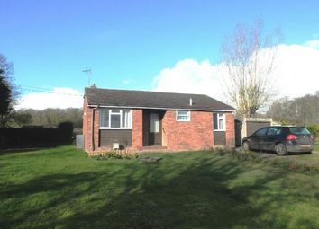 Thumbnail 3 bed detached bungalow for sale in Bromsberrow, Ledbury