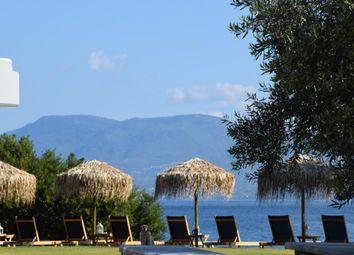 Thumbnail Villa for sale in Luxury Beachfront Villa For Sale In Greece Close To Athens, Greece