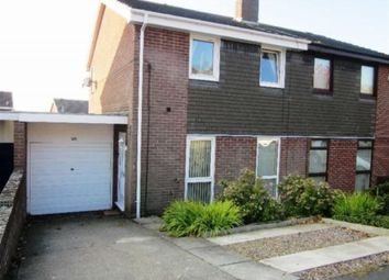 Thumbnail 3 bed semi-detached house to rent in Norburn Park, Witton Gilbert, Durham