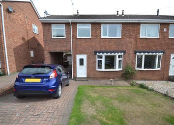 Thumbnail 4 bed semi-detached house for sale in Woodmoor Rise, Crigglestone, Wakefield