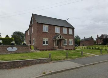 Thumbnail 4 bed detached house to rent in Main Street, Scropton, Derby
