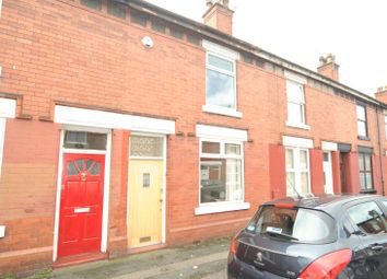 Thumbnail 3 bed terraced house to rent in Slater Street, Warrington