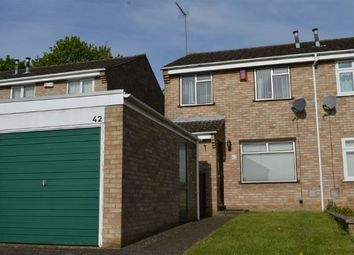 3 bed semi-detached house for sale in Seaton Drive, Standens Barn, Northampton NN3
