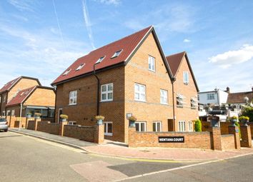 Thumbnail 2 bed flat for sale in Leeway Close, Hatch End