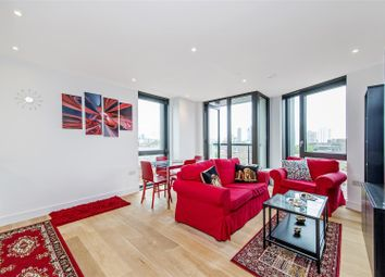 Thumbnail 2 bed flat for sale in Parliament House, Black Prince Road, Nine Elms, London