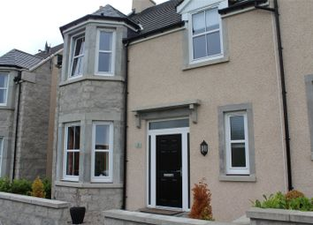 Thumbnail 4 bed terraced house to rent in Simpson Street, Insch, Aberdeenshire