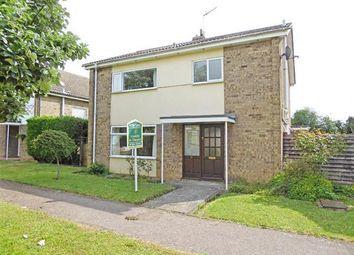 Thumbnail 4 bed detached house for sale in Mitre Close, Woolpit, Bury St. Edmunds