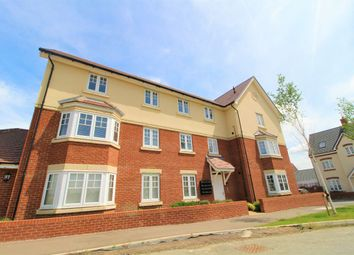 Thumbnail 2 bed flat for sale in Danegeld Avenue, Great Denham