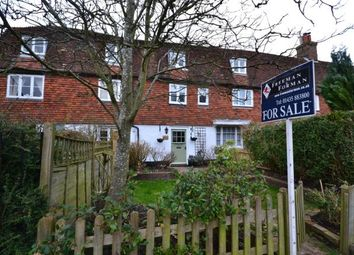 Thumbnail 3 bed terraced house for sale in Everton Cottages, High Street, Burwash, Etchingham