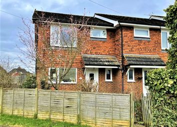 Thumbnail 3 bed end terrace house for sale in Woodbridge Avenue, Leatherhead