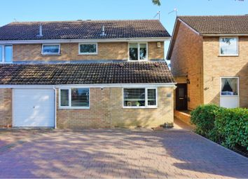 Thumbnail 3 bed semi-detached house for sale in Ryeland Road, Duston
