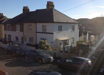 Thumbnail 2 bed terraced house for sale in Edred Road, Dover