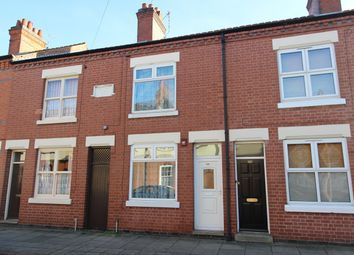 Thumbnail 2 bedroom terraced house for sale in Bassett Street, Leicester