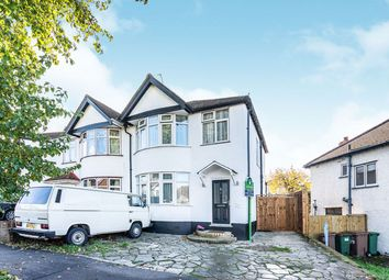 Thumbnail 3 bed semi-detached house for sale in Fieldsend Road, Sutton