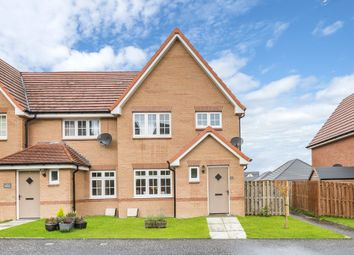 Thumbnail 3 bed semi-detached house for sale in 48 Faulds Drive, Woodilee Village