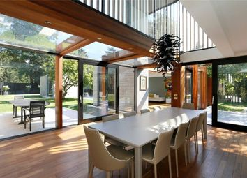 Thumbnail 6 bed detached house for sale in Warren Road, Kingston-Upon-Thames