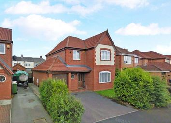 Thumbnail 4 bed detached house for sale in Fenwick Close, Westhoughton, Bolton, Lancashire