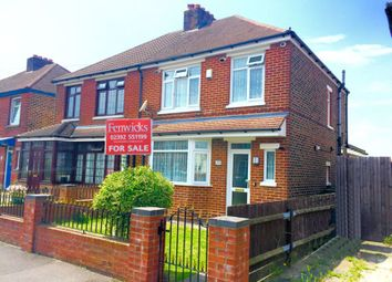 Thumbnail 3 bed semi-detached house for sale in Fisgard Road, Gosport