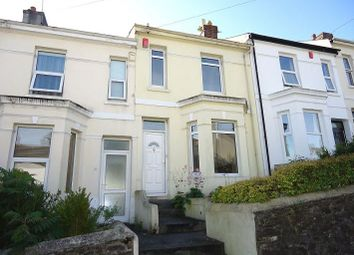 Thumbnail 2 bed terraced house to rent in West Hill Road, Mutley, Plymouth