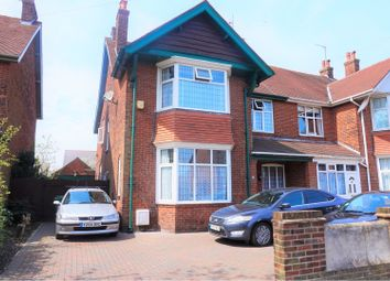 Thumbnail 4 bed semi-detached house for sale in Cardigan Road, Bridlington
