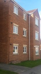 Thumbnail 2 bed flat to rent in Curbar Close, Berry Hill, Mansfield