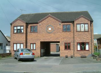 Thumbnail 1 bed flat to rent in Central Avenue, Syston, Leicester
