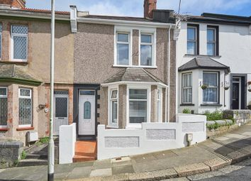 Thumbnail 3 bed terraced house for sale in Ryder Road, Plymouth