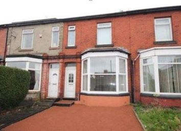 Thumbnail 3 bed terraced house for sale in Mills Hill Road, Middleton