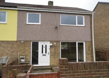 3 bed terraced house for sale in Hemmel Courts, Brandon, Durham DH7