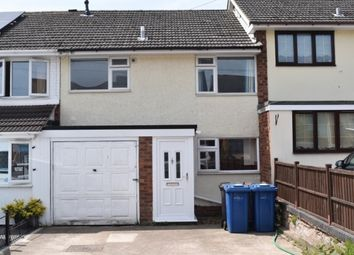 Thumbnail 3 bed terraced house to rent in Fernleigh Avenue, Burntwood