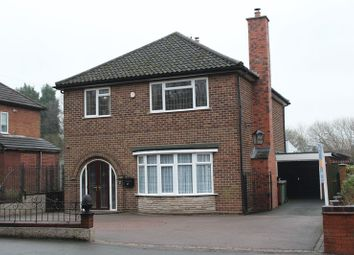 Thumbnail 3 bedroom detached house for sale in Pelsall Road, Brownhills, Walsall