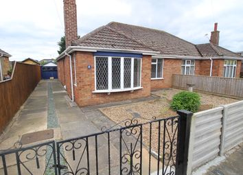 Thumbnail 2 bed bungalow for sale in Philip Grove, Cleethorpes