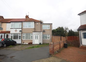 3 bed semi-detached house for sale in Lynhurst Road, Hillingdon, Middlesex UB10
