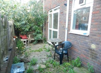 Thumbnail 1 bedroom flat to rent in Coppock Close, London