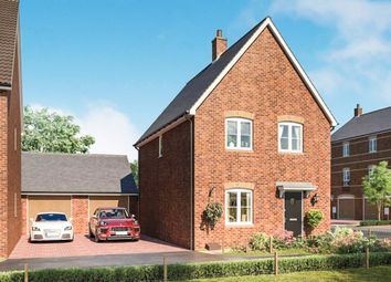 Thumbnail 3 bed detached house for sale in Elms Croft, Rodbridge Hill, Long Melford, Sudbury