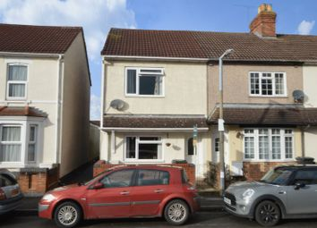 Thumbnail 3 bedroom end terrace house for sale in Jennings Street, Swindon