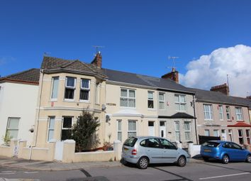 Thumbnail 3 bed terraced house to rent in Blandford Road, Plymouth
