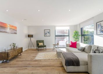 Thumbnail 1 bed flat for sale in The Waldrons, Croydon