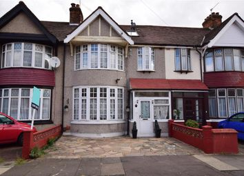 Thumbnail 4 bed terraced house for sale in Thurlestone Avenue, Ilford, Essex