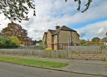 Thumbnail 3 bed semi-detached house for sale in Mead Road, Hersham, Walton-On-Thames