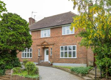 Thumbnail 4 bedroom detached house for sale in St. Andrew's Close, Woodside Park, London