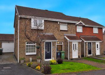 Thumbnail 2 bedroom semi-detached house for sale in Sunnybrow, Silksworth, Sunderland, Tyne & Wear